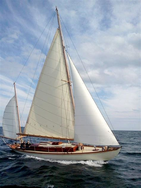 Wooden-Yawl-Plans