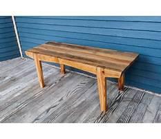 Best Wooden bench reclaimed.aspx