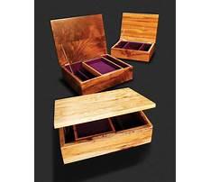 Best Wooden box making techniques