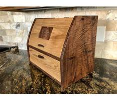 Best Wooden box plans free