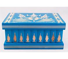 Best Wooden boxes with secret compartments