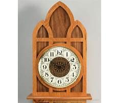 Best Wooden clock patterns free