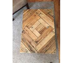 Best Wooden coffee table project
