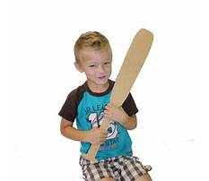Best Wooden crafts to paint baseball bat