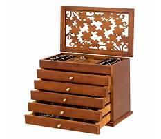 Best Wooden dresser box