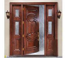 Best Wooden entry gate plans