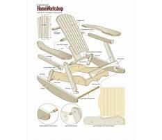 Best Wooden glider chair plans