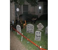 Best Wooden halloween yard decorations.aspx