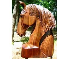 Best Wooden horse head