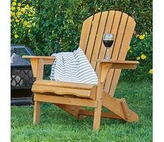 Best Wooden lawn chairs