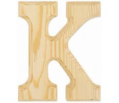Best Wooden letters wholesale