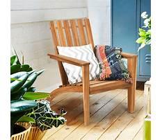 Best Wooden outdoor chair designs