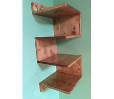 Best Wooden patterns for shelves