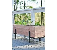 Best Wooden planter boxes diy.aspx