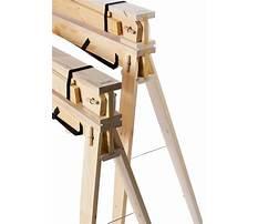 Best Wooden sawhorse aspx format