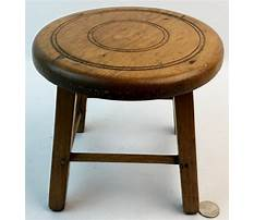 Best Wooden short stool