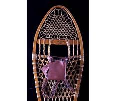 Best Wooden snowshoes.aspx