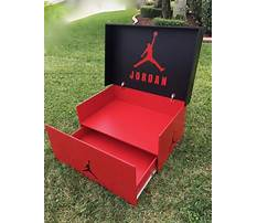 Best Wooden storage box for shoes