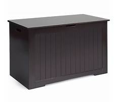 Best Wooden toy box with lid