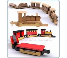 Best Wooden train set plan toys