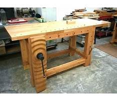 Best Wooden work bench designs
