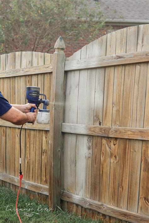 Woodies Diy Fence Paint