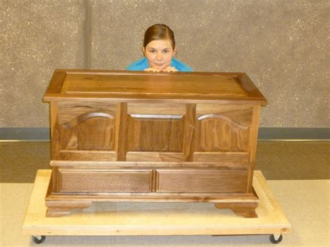 Woodshop Projects For High School Students