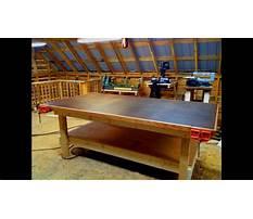 Best Woodshop table plans