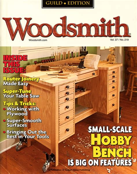 Woodsmith Magazine Article Index