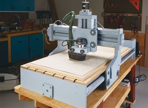 Woodsmith Plans For Cnc Router