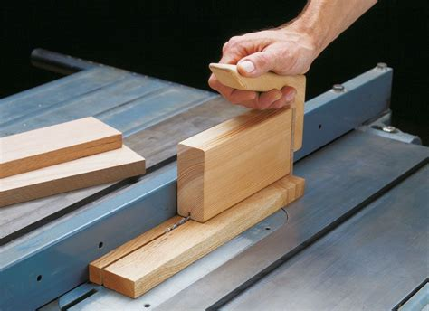 Woodsmith Push Block Plans