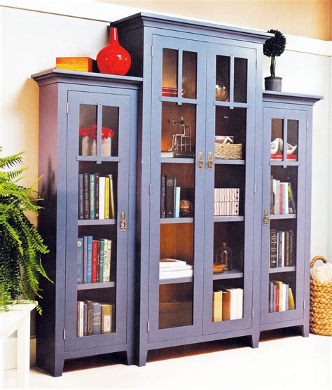 Woodsmith Shop Bookcase Plans