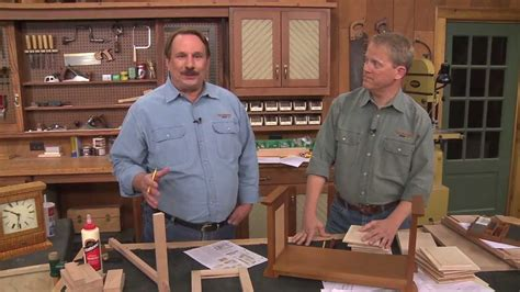 Woodsmith Shop Episodes Online