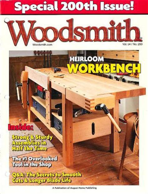 Woodsmith Shop Magazine