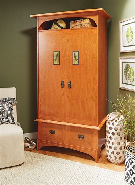 Woodsmith-Armoire-Plans