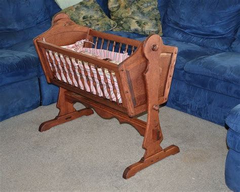 Woodsmith-Baby-Cradle-Plans