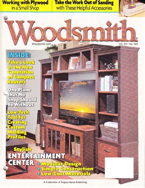 Woodsmith-Magazine-Plans