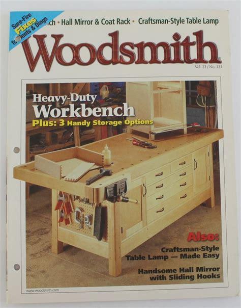 Woodsmith-Magazine-Workbench-Plans