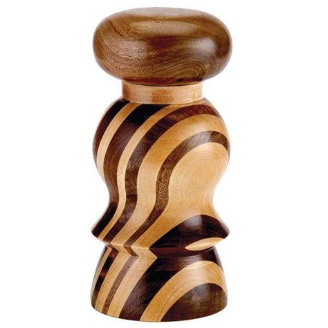 Woodturning Making The Crushgrind Pepper Mill