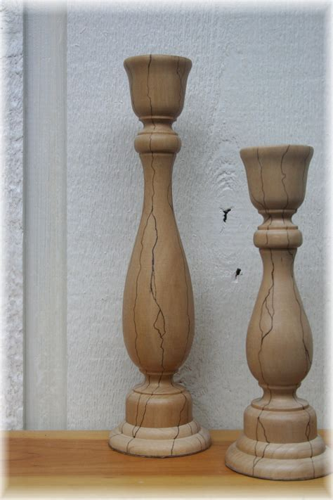 Woodturning Plans For Candlesticks