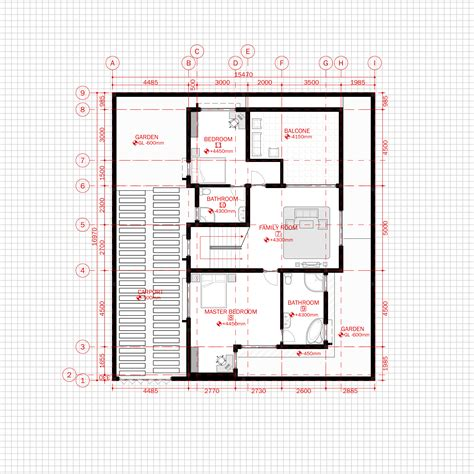Woodwork Floor Floor Plans In Metric