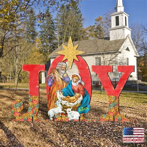 Woodwork Nativity Scenes For Sale