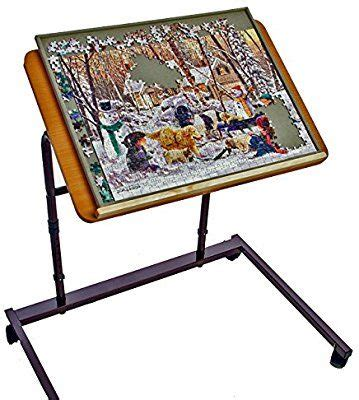 Woodwork Plans Jigthings Jigsaw Table