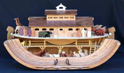 Woodwork Plans Noahs Ark Games