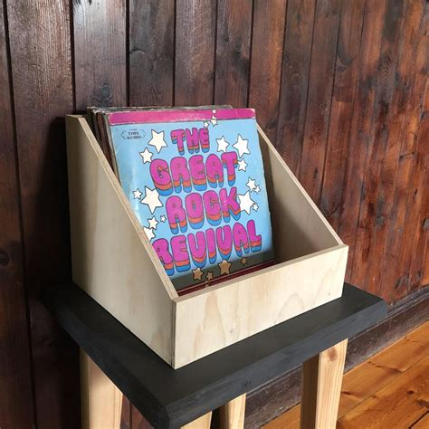 Woodwork Plans Record Crate Collection Images Cartoon