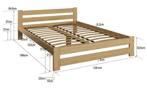Woodwork Plans Standard Single Bed Size