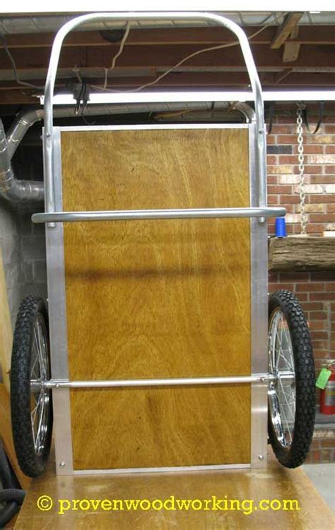 Woodwork Plans Utility Cart Wheels