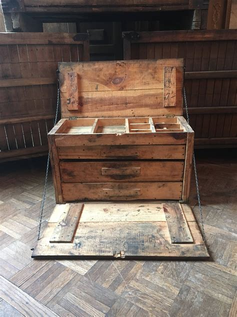 Woodwork Tool Chest