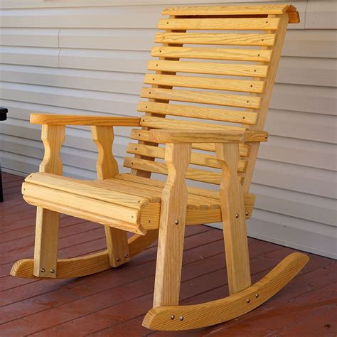 Woodwork Wood Rocking Chair Plans
