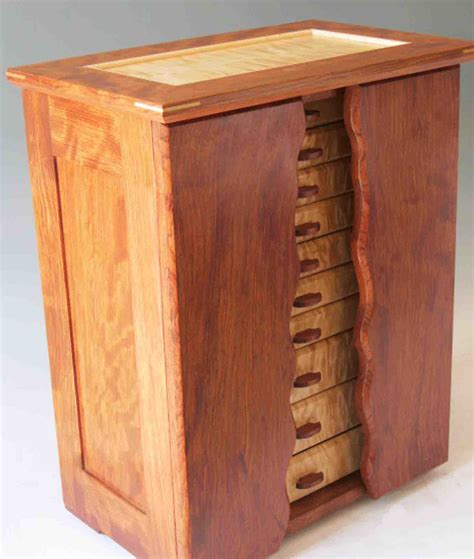 Woodwork Wooden Wooden Jewelry Box Plans Armoire